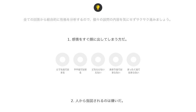 【キャリアデザイン】性格診断の決定版!エムグラム診断のやり方と結果!